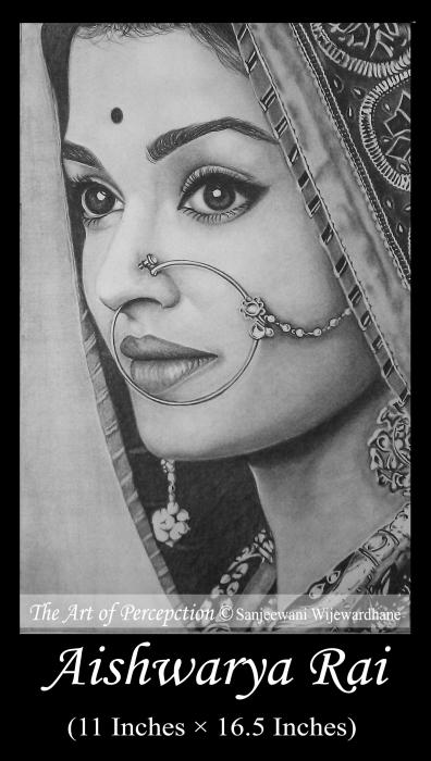 Aishwarya Rai by sanjulkm